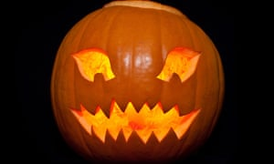 its the time of year to gather round the pumpkin with a scary story