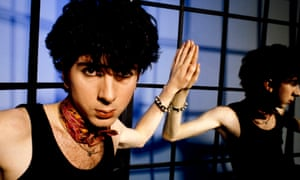 Marc Almond of Soft Cell.