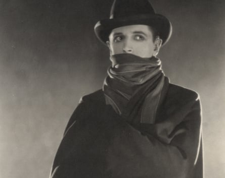 Ivor Novello in Alfred Hitchcock's The Lodger, 1927