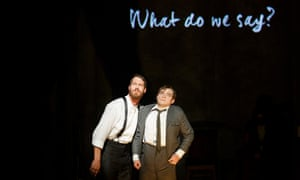 Spring Awakening on Broadway: deaf viewers give their