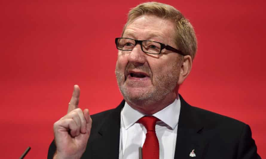 Len McCluskey wants an updated, online and secure form of ballot for strike action.