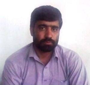 Zabihullah Pashtoonyar.