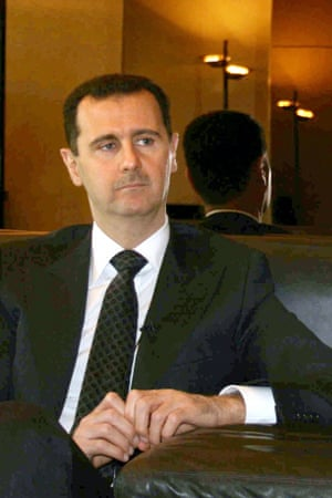 Countries such as Turkey, Saudi Arabia and Qatar want President Assad removed from office.