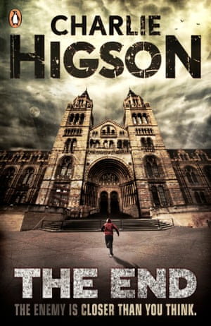 The End by Charlie Higson, cover