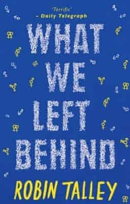 What We Left Behind by Robin Talley, cover