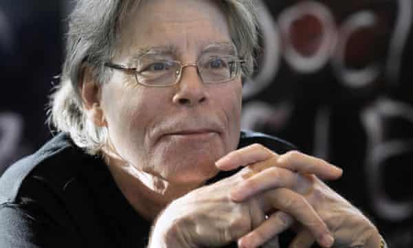 The writer Stephen King