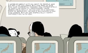 Adrian Tomine's Translated From the Japanese