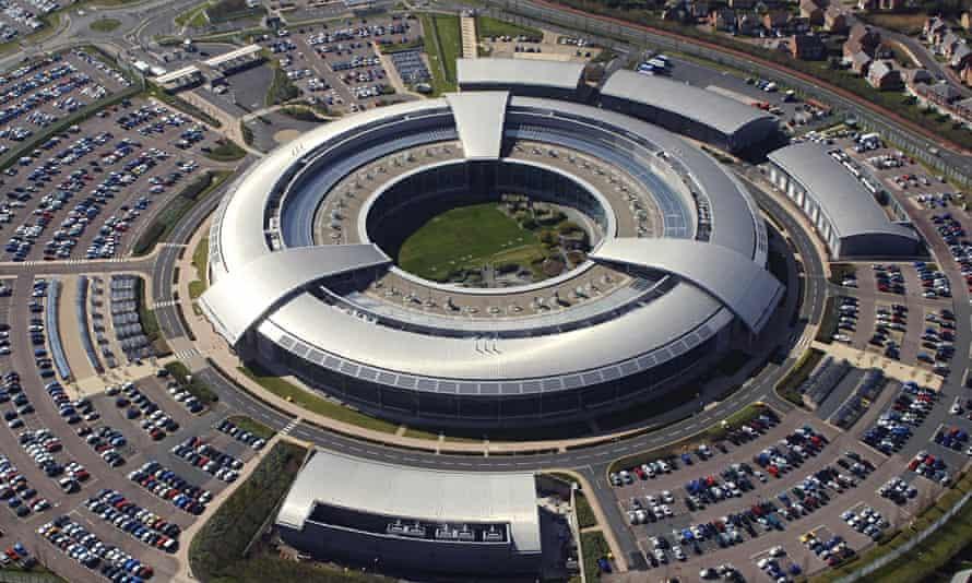 FILE BRITAIN DEFENCE GCHQ
