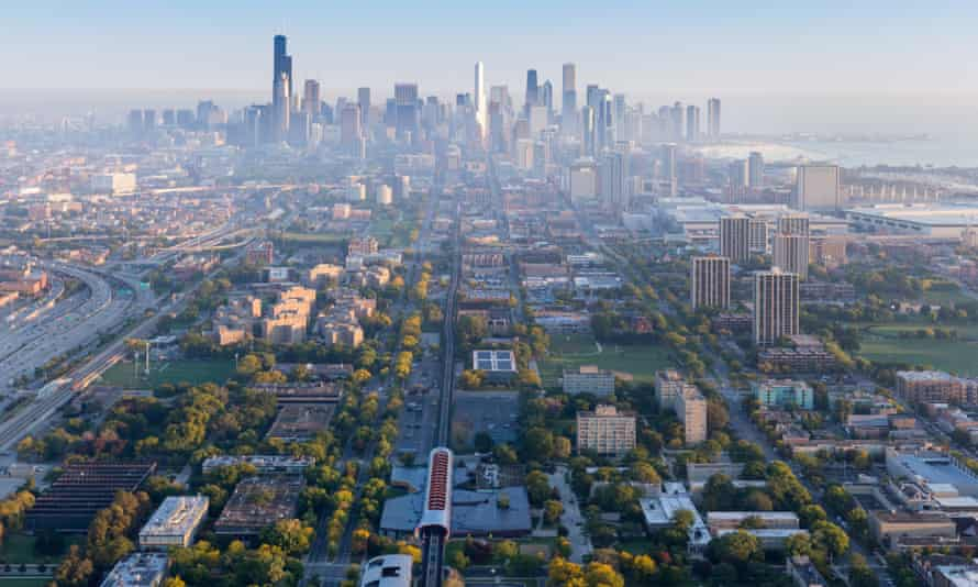 'Make no little plans' … The Chicago Architecture Biennial is 'the largest exhibition of contemporary architecture in the history of North America'.