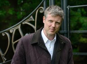 Zac Goldsmith in Richmond in 2012.