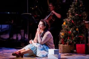 Carolyn Dobbin as Charlotte in Werther, English Touring Opera