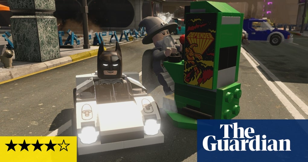Lego Dimensions Review The Best Lego Game Yet Just Beware Of