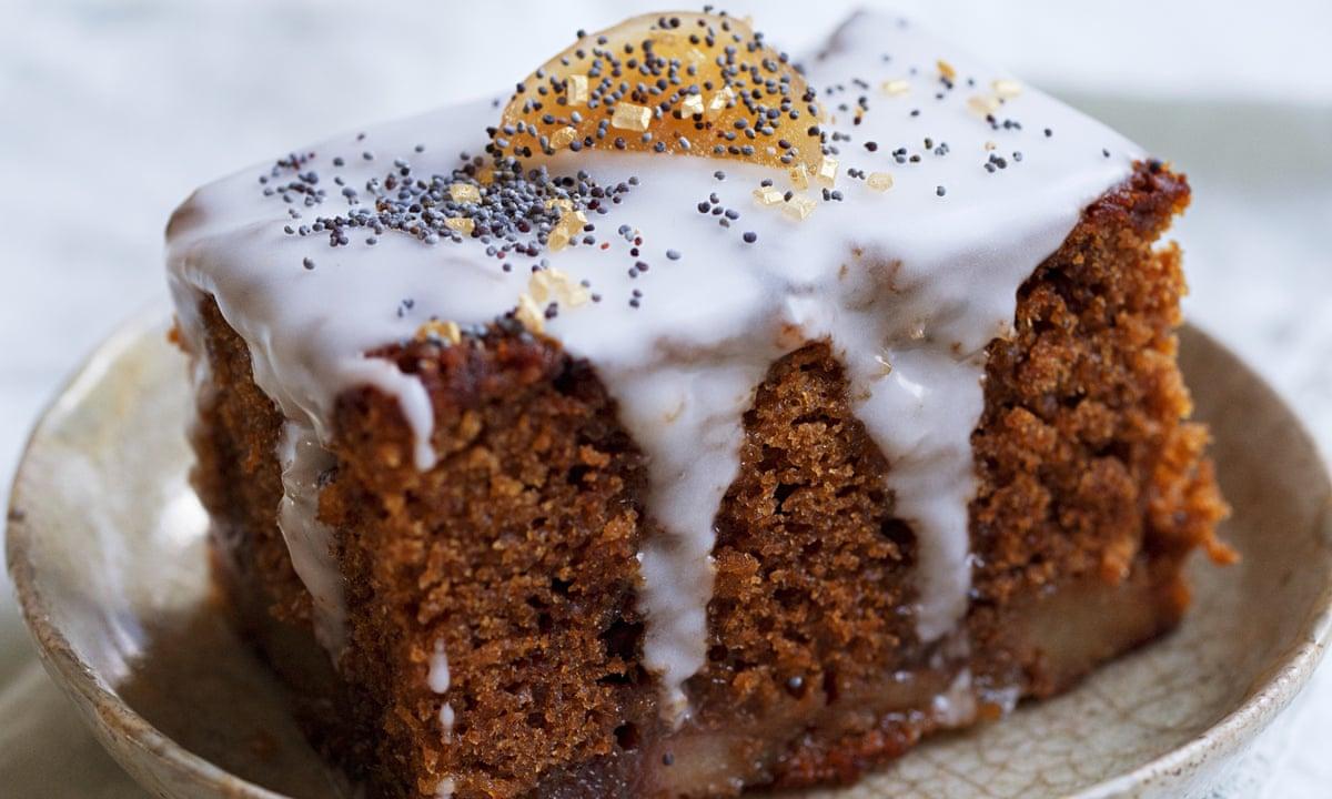 Nigel Slater Ginger Cake Recipe