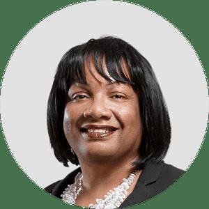 Diane Abbot circular byline