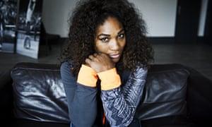 Serena Williams … victim to Twitter trolls.