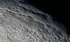Pluto snakeskin.