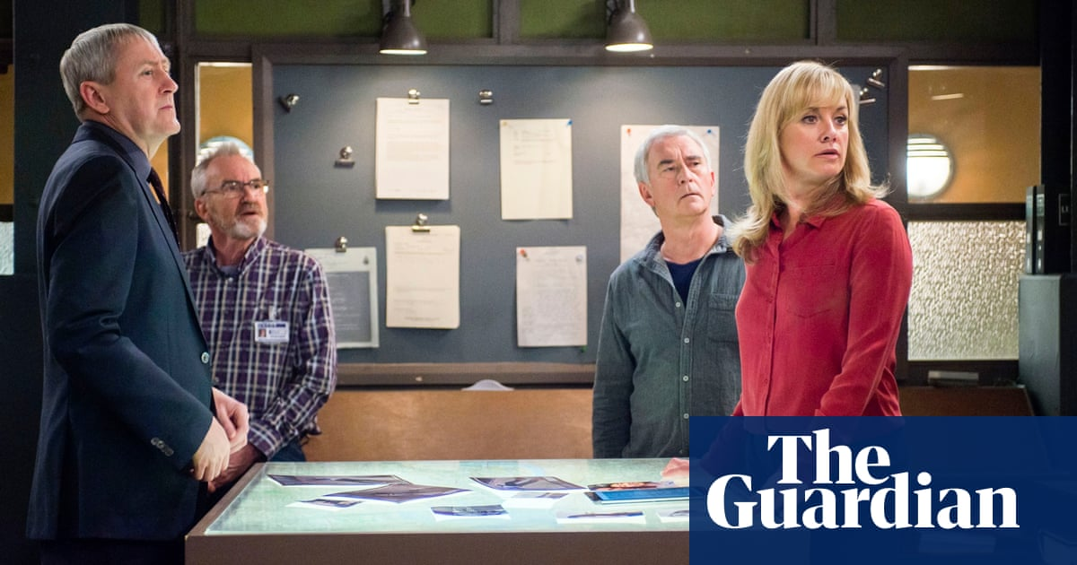 It S Alright It S Ok Will You Miss New Tricks Tv Crime Drama The Guardian