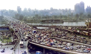 Cairo is considered to be one of the noisiest cities in the world.