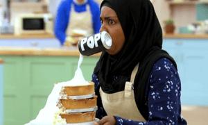 Nadiya's soda can cheesecake