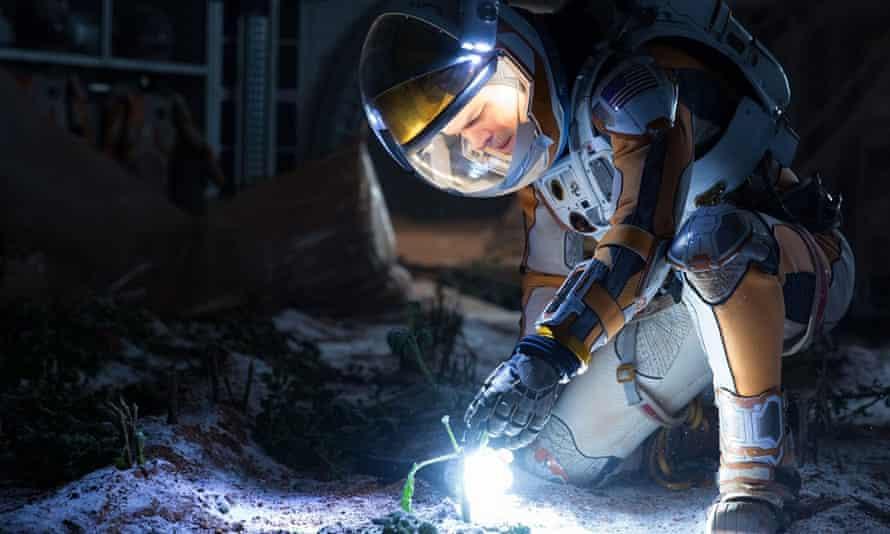 The Martian.