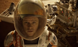 'You're not on Mars to study your fecal waste'  … The Martian.