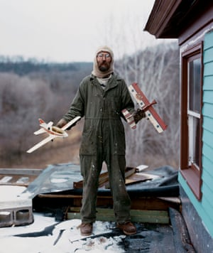 Charles, Vasa, Minnesota, 2002, from Sleeping by the Mississippi.