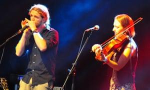 Phillip Henry & Hannah Martin review – classy instrumental work
