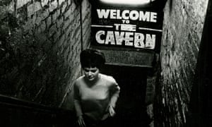 The Cavern Club, Liverpool, 1964.