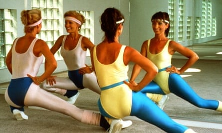 The 80s, a time when just putting on a Lycra outfit could help you shed pounds.