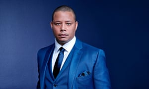 Terrence Howard as Lucious Lyon on Empire.