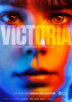 The poster for Victoria