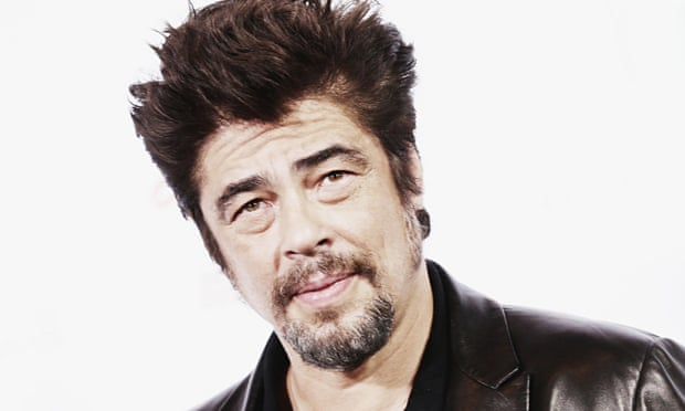 It's easy to break the law, and it creates chaos :   Benicio del Toro, Actor and Film Producer