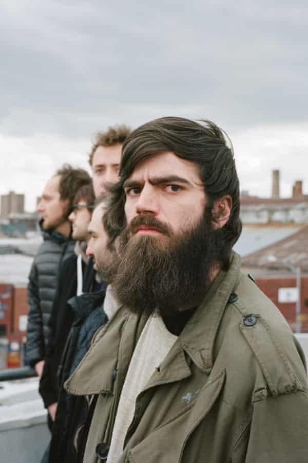 Titus Andronicus: 'Rock'n'roll is like comfort food for me: I put on Crass to chill out'