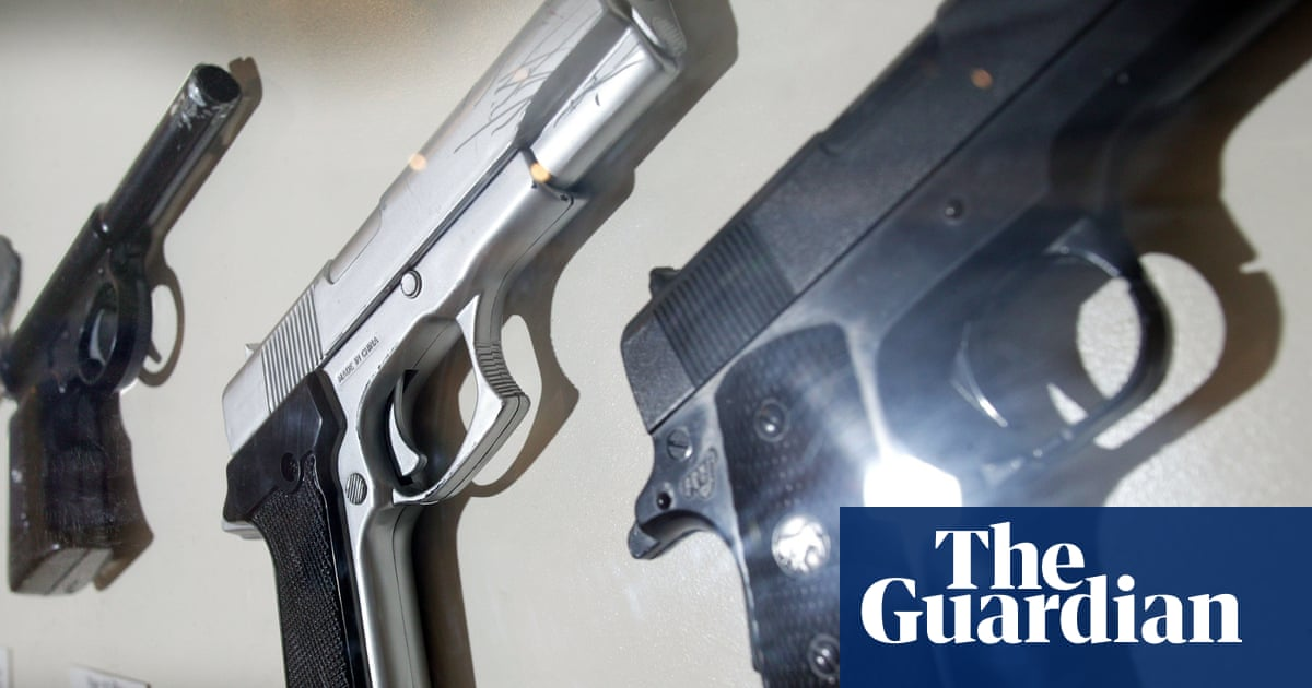 5390ae346b Gun demanding: the psychology of why people want firearms | Dean ...