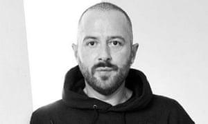 Demna Gvasalia, the Creative Director at Balenciaga