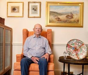 Author Wilbur Smith