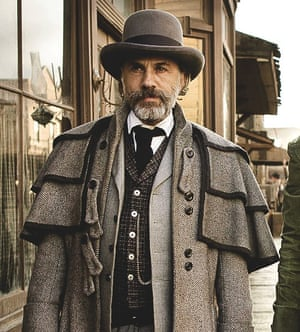 Photograph of Christoph Waltz in Django Unchained
