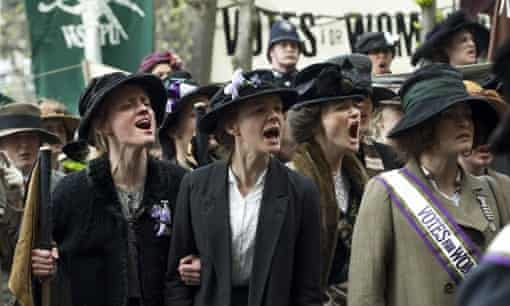 Suffragette review – a valuable, vital film about how human rights are won  | Suffragette | The Guardian