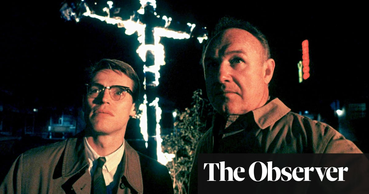 Mississippi Burning review – incandescent civil rights