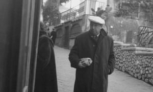 Chilean poet Pablo Neruda