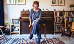 'I realised I couldn't keep waiting to return': Maja Bilic.