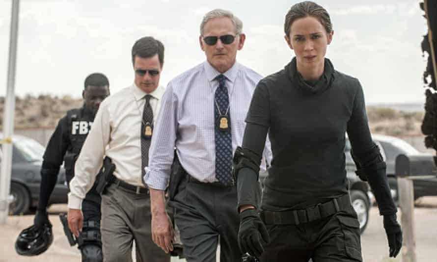 Sicario review – Emily Blunt's star quality lifts Mexican drugs thriller |  Sicario | The Guardian