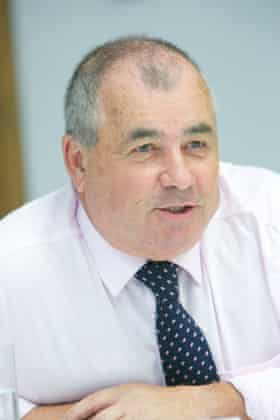 Sir Brendan Barber