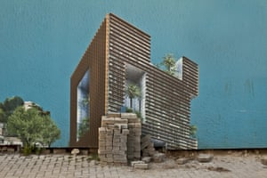 Randa Mirza's The Selective Residence/Beirutopia 2013, part of the Sursock's new exhibition City in the City.