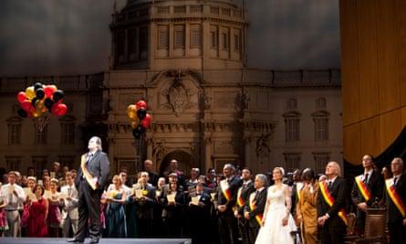 Die Meistersinger von Nurnberg, Staatsopera Berlin, 2015