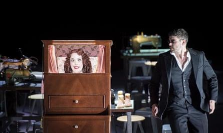 Tales of Hoffman, Berlin Komische Oper