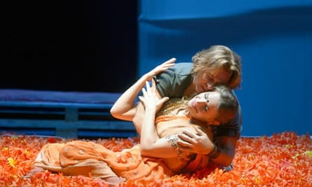 Roberto Alagna - at the service of a neglected French opera that deserves to be given a shot at making its case. Vasco da Gama, at the Deutsche Oper.