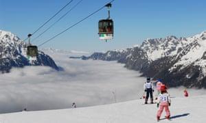 Ski school in Oz-en-Oisans