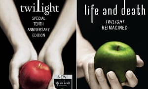 Twilight and Life and Death covers