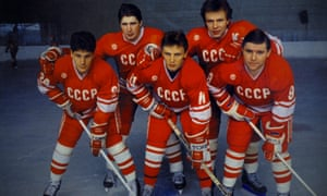 A still from Red Army